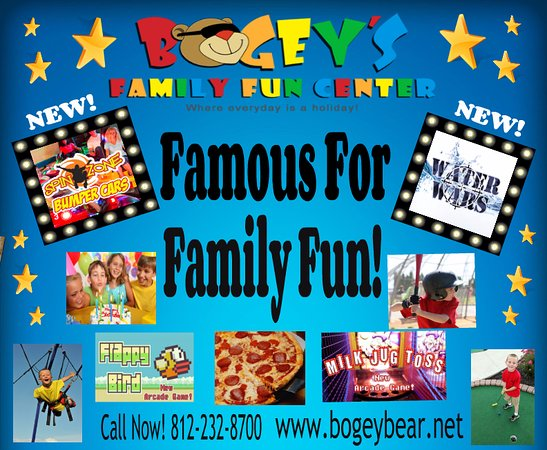 Bogey's Family Fun Center