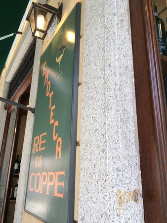 Enoteca RE DI Coppe