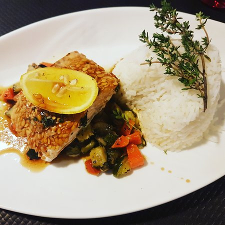 Img 20170512 213228 bild von restaurant au for Restaurant jardin thai