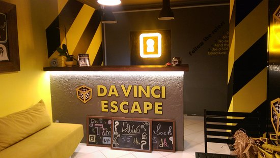 Da Vinci Escape Bodrum