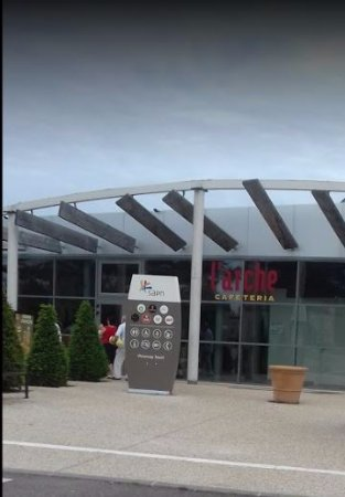 Louviers, France : Restaurant Arche Vironvay