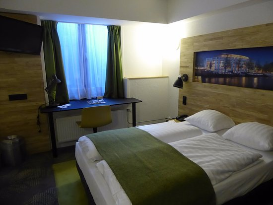 Nova Hotel Amsterdam: Room