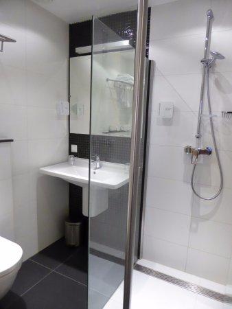 Nova Hotel Amsterdam: Bathroom