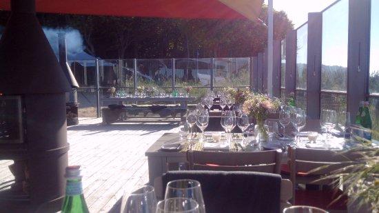 Wangels, เยอรมนี: schön eingedeckte Tische