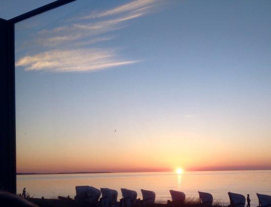 Wangels, เยอรมนี: Gute Nacht Sonne!