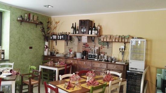 San Terenziano, İtalya: Ristorante Il Buongustaio