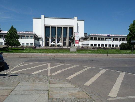 Deutsches Hygiene-Museum: ein tolles Museum für Regentage oder gegen zuviel Sonne