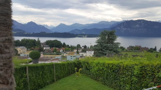 Meggen, Swiss: lake Lucern
