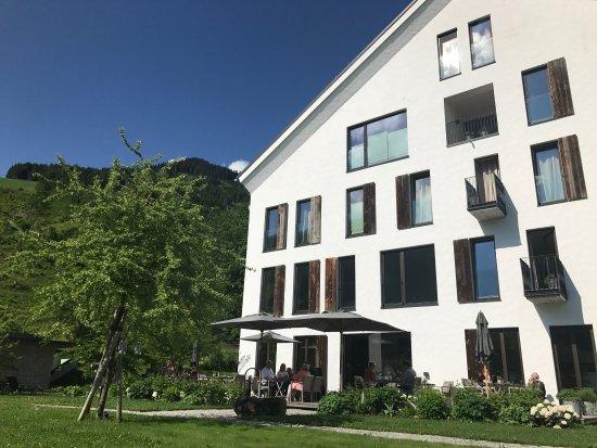Exterior bild von designhotel wiesergut saalbach for Designhotel wiesergut