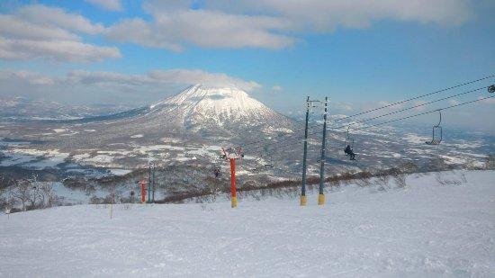 Kutchan-cho, Japón:  Niseko Mountain