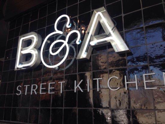 Photo1 Jpg Picture Of B A Street Kitchen Cincinnati