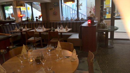 Salle photo de l 39 ecailler port en bessin huppain - Restaurant l ecailler port en bessin ...