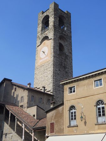 Campanone o Torre Civica : Башня
