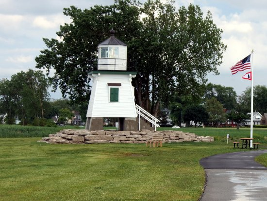 ‪‪Port Clinton‬, ‪Ohio‬: Port Clinton Lighthouse‬
