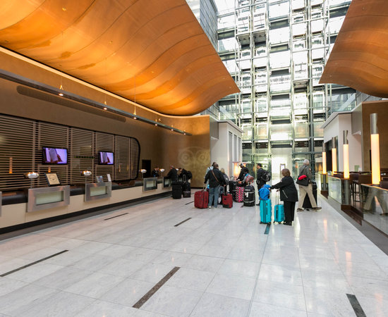 Entfernung Meininger Hotel Frankfurt Airport