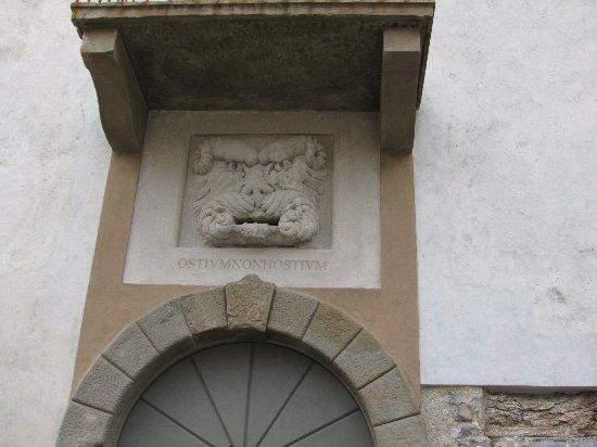 Chiesa Parrocchiale di S. Maria Assunta: quartiere antico sotto la chiesa