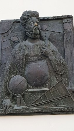 Tycho Brahe Denkmal