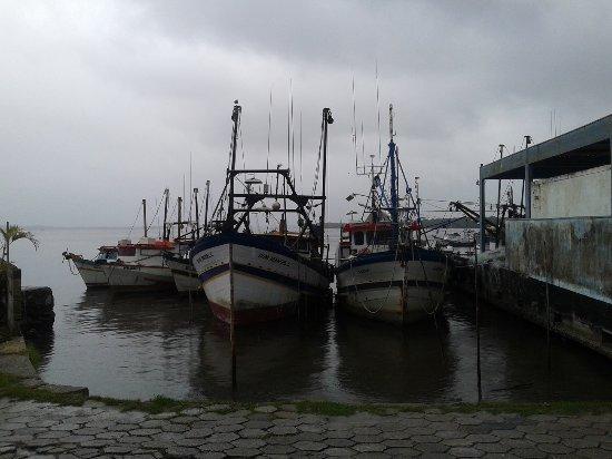 Porto de Cananeia