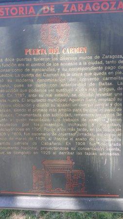 Puerta del Carmen: History