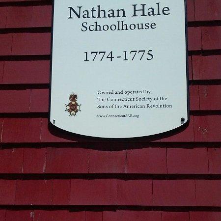 Nathan Hale Schoolhouse : IMG_20170602_133455_668_large.jpg