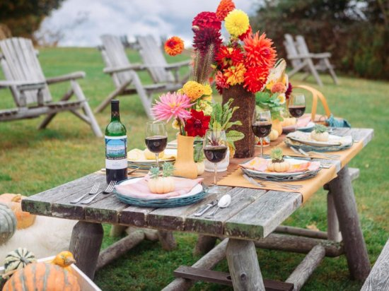 Trinity Center, CA: Ranch Resort Farm to table meals