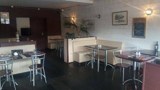 Pont-l'Abbe, Γαλλία: Salle de restaurant