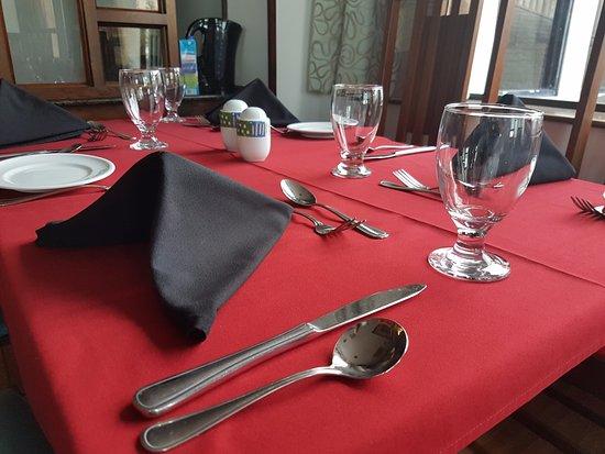 St. George Restaurant: St. George's Dining