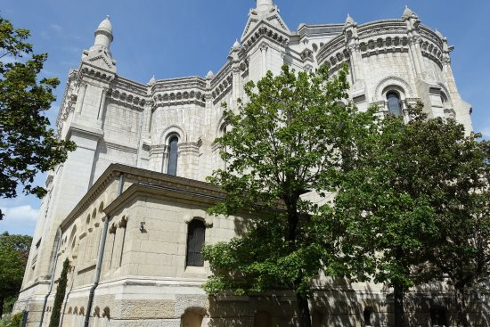 Eglise du Sacre-Ceour de Lyon