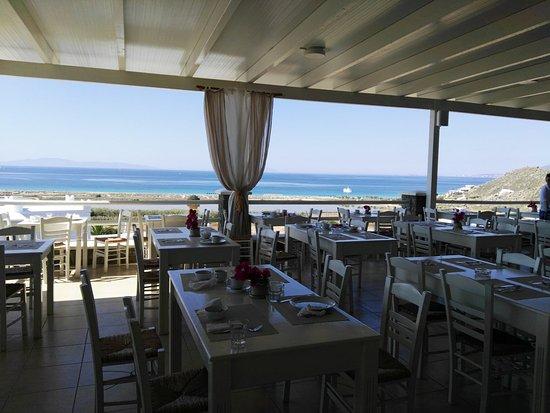 Piacevole scoperta a Naxos