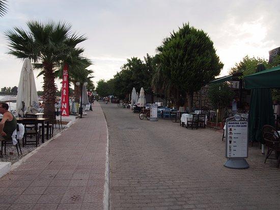 Oren, Turkey: SAHİL YOLU