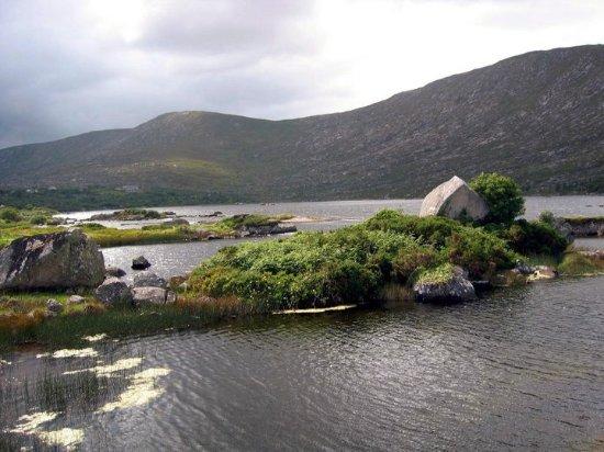 Loughrea, Ierland: Lovely view in Connemara
