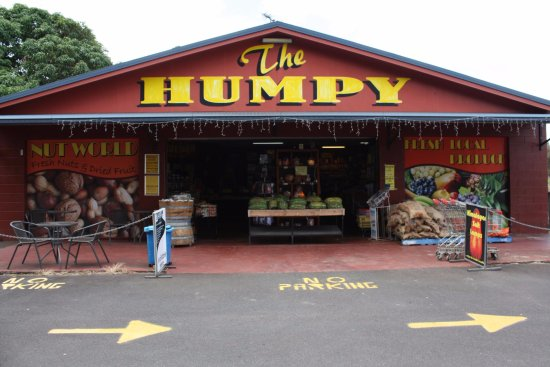 Atherton, Australia: Humpy Nut World