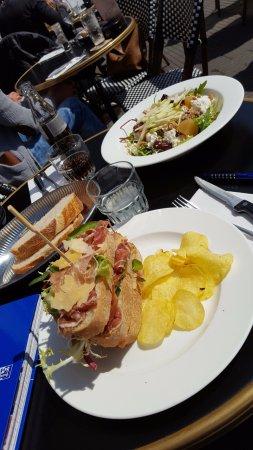 Heerlijke, Club Sandwich