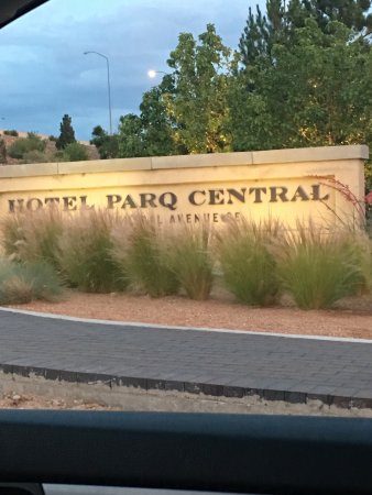 Hotel Parq Central