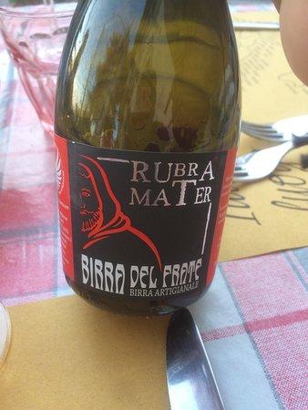 San Terenziano, Italien: Birra artigianale