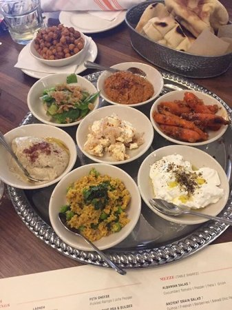 New Mediterranean Restaurant West Hartford