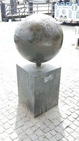 """Skulptur """"Nordliches Firmament"""""""