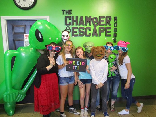 The Chamber Escape Rooms