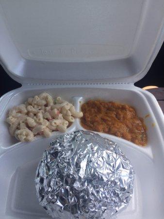 Nellysford, VA: To go Pork BBQ