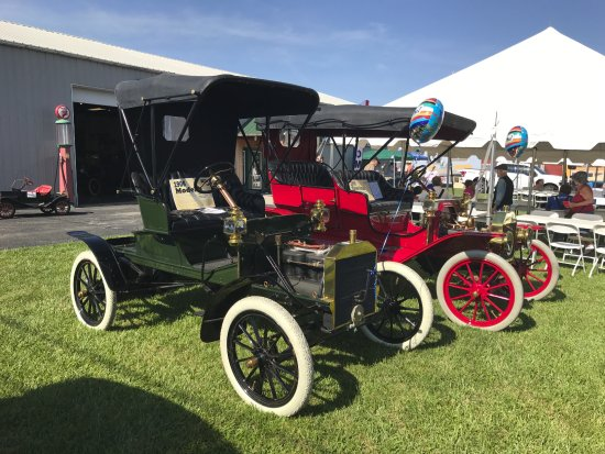 Model T Ford Museum: Model T Homecoming 2017 at the Museum