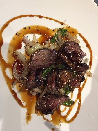 Umi Anese Restaurant Mini Skirt Steak