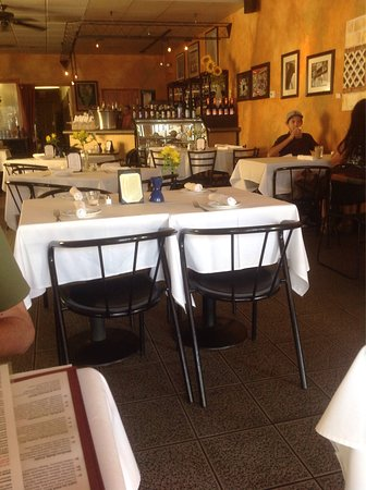 Cafe Forte: Very pleasant atmosphere