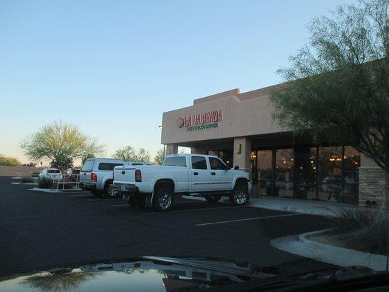 Oro Valley, AZ: La Hacienda