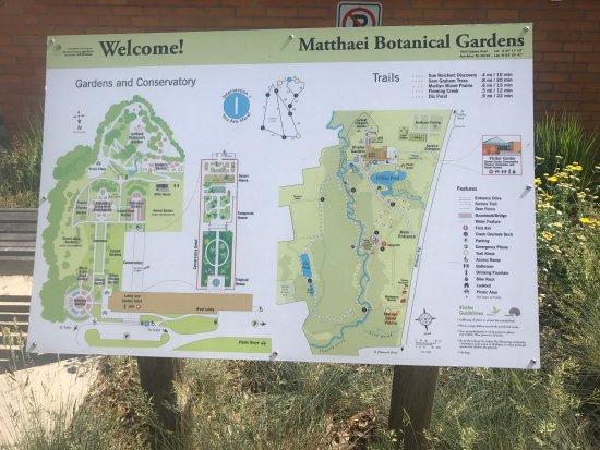 Matthaei Botanical Gardens照片