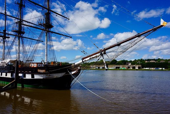 Dunbrody Famine Ship Experience