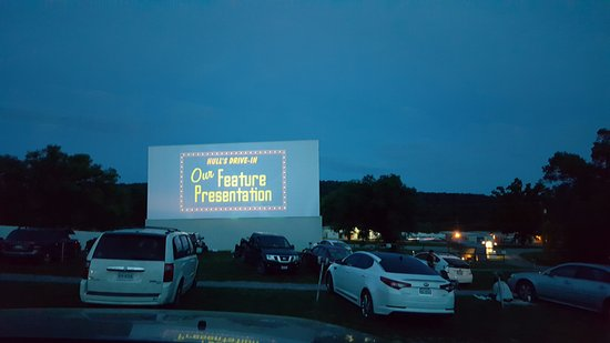 Hull's Drive-In: Its on!