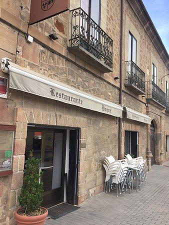 Medinaceli, Spanyol: Restaurante Duque