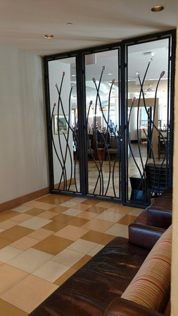 Fish Out Of Water : lovely entrance doors