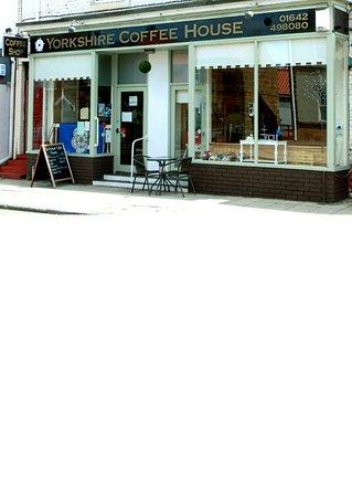 Marske-by-the-Sea, UK: YORKSHIRE COFFEE HOUSE