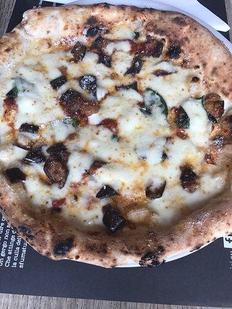 Una buona pizza ma non il top